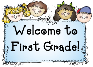 First_Grade_Welcome