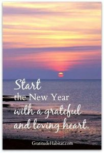 Blessings for the New Year 2014